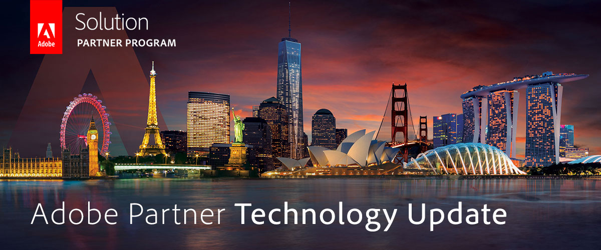 Adobe Partner Technology Update