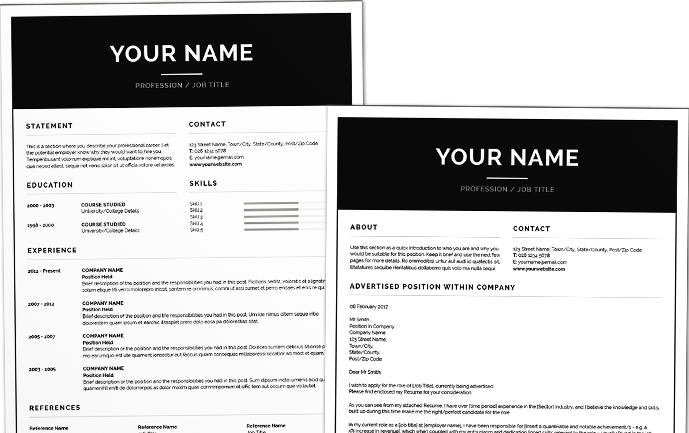 Adobe Resume Template | Adobe Up Your Resume Game Maybe Your Whole Career Game