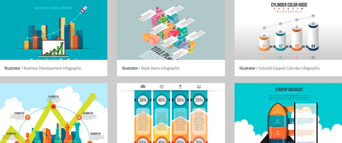 Jump-start your infographics.