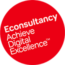 Econsultancy Digital Marketing Excellence stamp