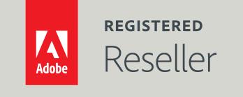 Adobe Registered Reseller
